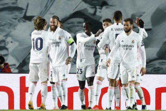Real Madrid predicted line up vs Villarreal