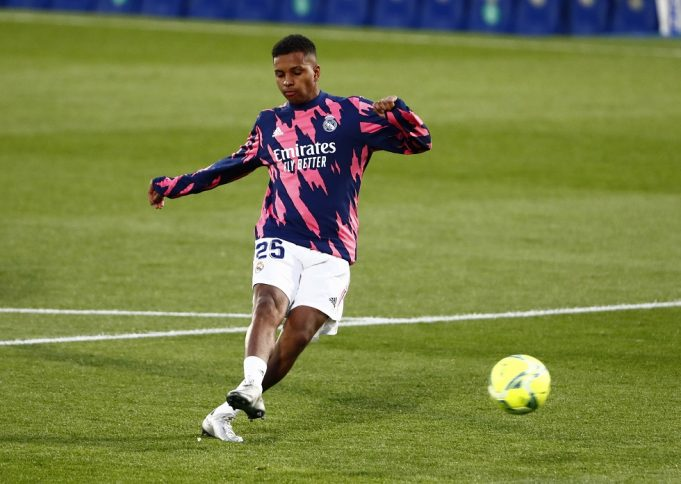 Rodrygo Optimistic About Real Madrid's Title Chances