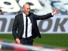 Zinedine Zidane praises his players in Osasuna win