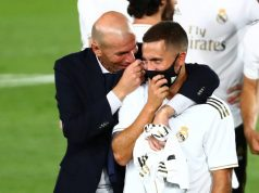 Zinedine Zidane shows support to Hazard after poor display against Chelsea