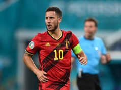 Eden Hazard Plays First Full Game For Belgium In Almost Two Years