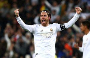 Sergio Ramos reveals the reason behind his Real Madrid departure