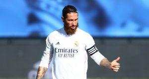 Sergio Ramos tipped to make a Bernabeu return