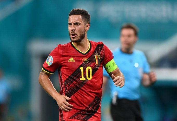 Thibaut Courtois Believes Eden Hazard Is Back To His Old Self