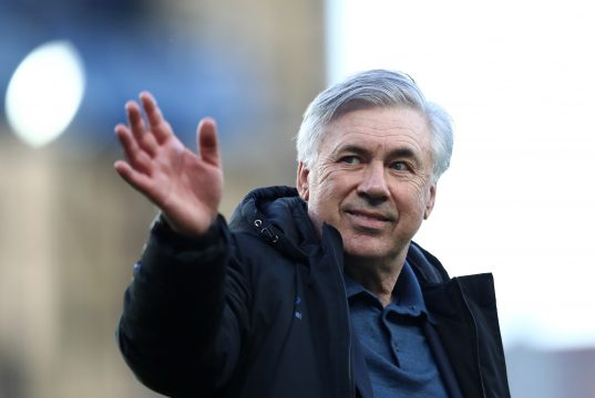 Carlo Ancelotti opens up on his first days of training with squad