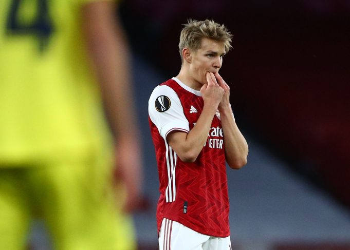 Martin Odegaard Fully Focused On Real Madrid After Arsenal Departure