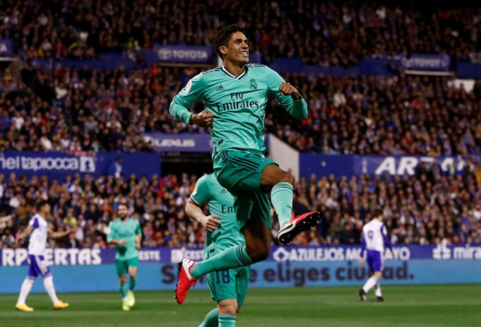 Raphael Varane backed to join Manchester United this summer