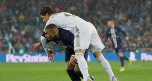 Sergio Ramos hints Mappe will join Real Madrid in the future