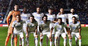 Real Madrid predicted line up vs Real Betis