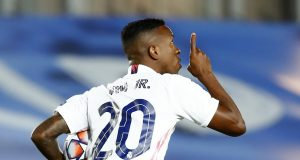 Vinicius Jr likes to put smiles on faces at Real Madrid