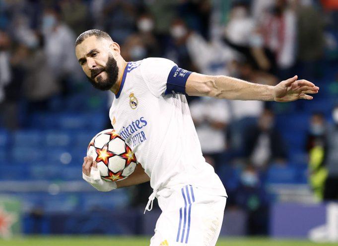 Zidane and Wenger back Karim Benzema for Ballon d'Or