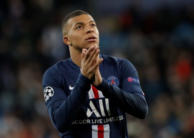 PSG chief hits out at Real Madrid president Florentino over Mbappe