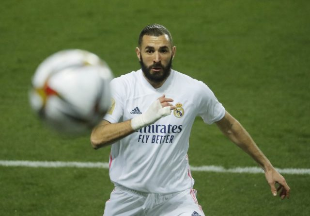 Karim Benzema wants to win the Ballon d'Or