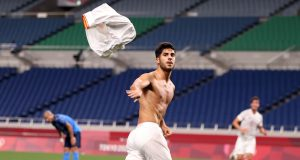 Marco Asensio wants to play more minutes after scoring a hattrick