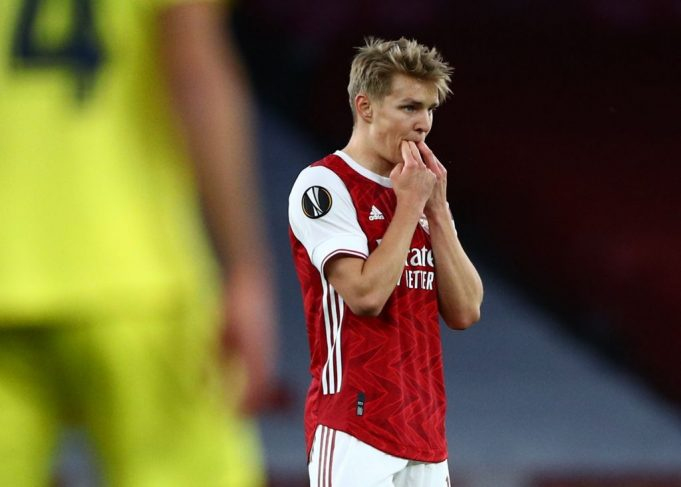 Martin Odegaard reveals why he left Real Madrid for Arsenal