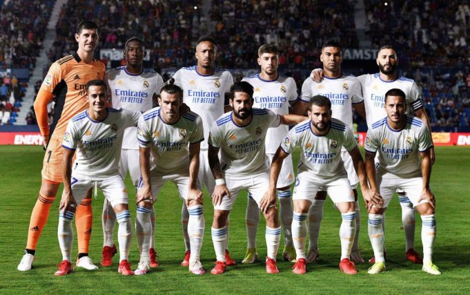 Real Madrid Predicted Line Up vs Sheriff