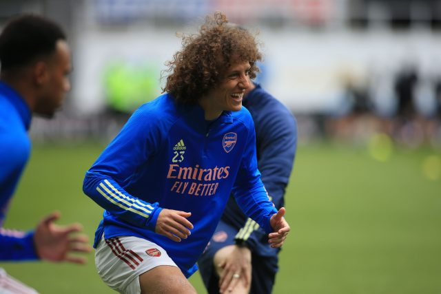 Real Madrid in the race to sign David Luiz this summer