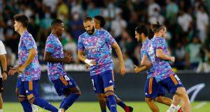 Real Madrid predicted line up vs Shakhtar Donetsk